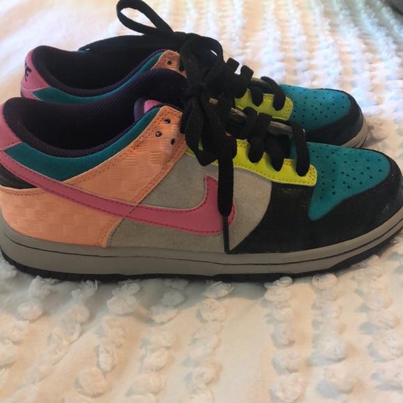 Nike Shoes | Womens Nike Shoes Colorful